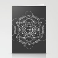 Gnostic Shadow Stationery Cards