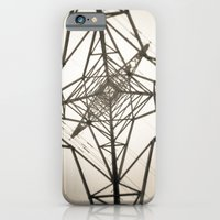 iPhone & iPod Case featuring Electricity by James Arnold