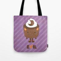 Devil's Food Cake Tote Bag