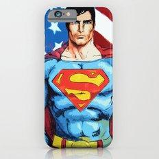 Man of Steel iPhone 6s Slim Case