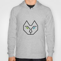 Abstract Multicolored Ca… Hoody