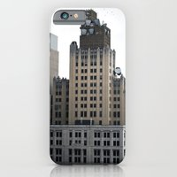 iPhone & iPod Case featuring City Scape by Zack Skeeters
