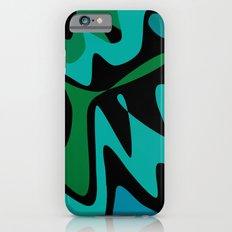 Camo Splat iPhone 6 Slim Case