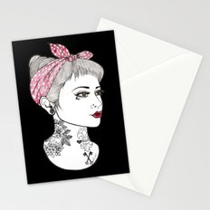 Nose Ring Stationery Cards