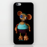 Nico Favolas iPhone & iPod Skin