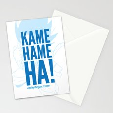 KAME HAME HA! (Light) Stationery Cards