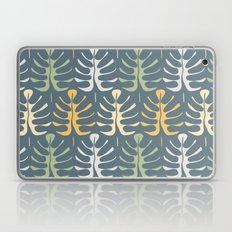 My  leaves on blue Laptop & iPad Skin