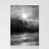Black And White - Hope, … Stationery Cards