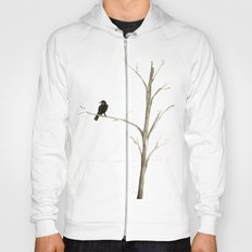Raven in a Tree Hoody