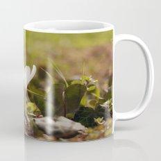 on the ground Mug