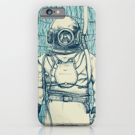 Diver iPhone & iPod Case