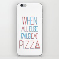 Backup Plan: Pizza iPhone & iPod Skin