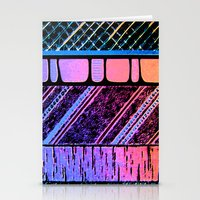 Lights & Music Stationery Cards