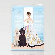 Sabrina - Audrey Hepburn Stationery Cards