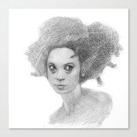 #35 - Insomniac Canvas Print