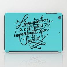 L'imagination iPad Case