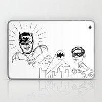 Holy Boastful Bat-man! Laptop & iPad Skin