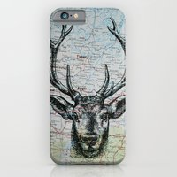 Russian Deer iPhone 6 Slim Case