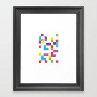 pixli Framed Art Print