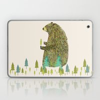 the forest keeper Laptop & iPad Skin