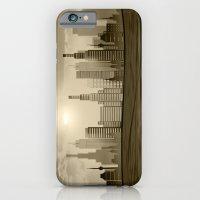 The City Waking Up iPhone 6 Slim Case