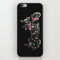 American Dream iPhone & iPod Skin