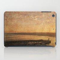 Calm Harbour iPad Case