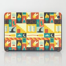 King's Cross - Harry Potter iPad Case