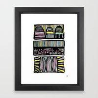Free Style Framed Art Print