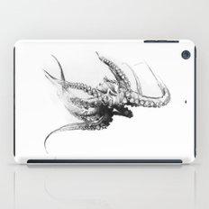 Octopus Rubescens iPad Case