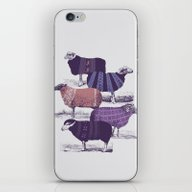 iPhone & iPod Skin featuring Cool Sweaters by Jacques Maes