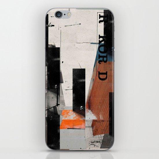 Conductor's Heaven iPhone & iPod Skin