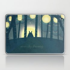 Totoro ' s Dream  Laptop & iPad Skin