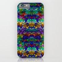 Eye Of The Dragon iPhone 6 Slim Case