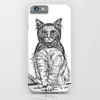 BAT CAT iPhone 6 Slim Case