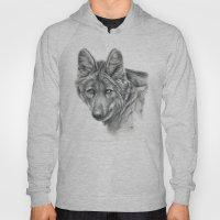 Maned Wolf G040 Hoody