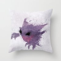 #093 Throw Pillow