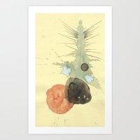 Progeny Art Print