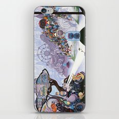 Rites of Passage iPhone & iPod Skin