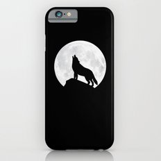 Howling Wolf - Moon Slim Case iPhone 6s