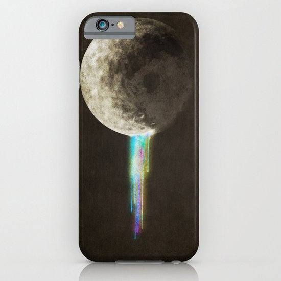 Color Bleed iPhone & iPod Case
