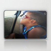 Peaceful Sleeper Laptop & iPad Skin