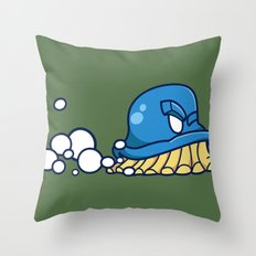 Suds... Throw Pillow