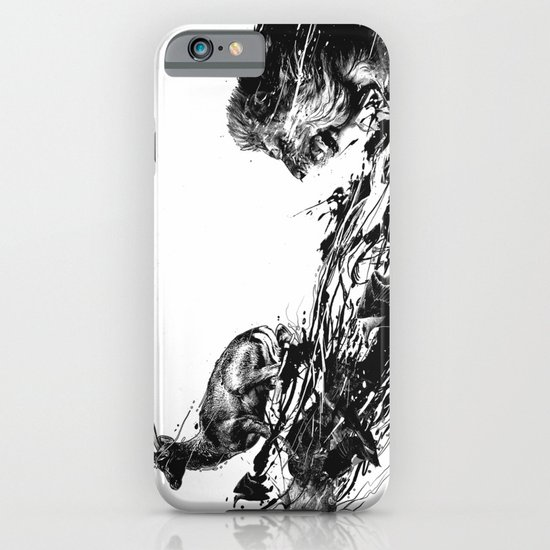 Intense Chasing iPhone & iPod Case