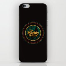 The Mighty Souls: Reggae Legends iPhone & iPod Skin