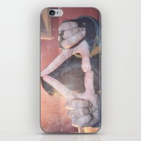 hipster triangel iPhone & iPod Skin