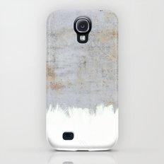 Painting on Raw Concrete Galaxy S4 Slim Case