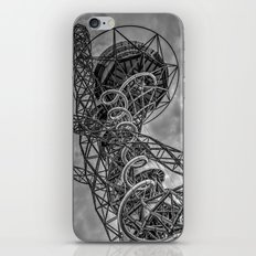 The Arcelormittal Orbit Monochrome iPhone & iPod Skin