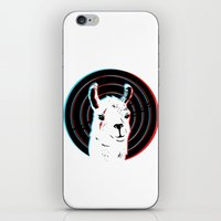 Llamalook iPhone & iPod Skin