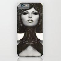 Pepper Spade iPhone 6 Slim Case